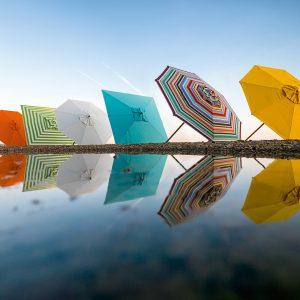 Schnell-Lieferprogramm Sonnenschirme ca. 14-18 Tage