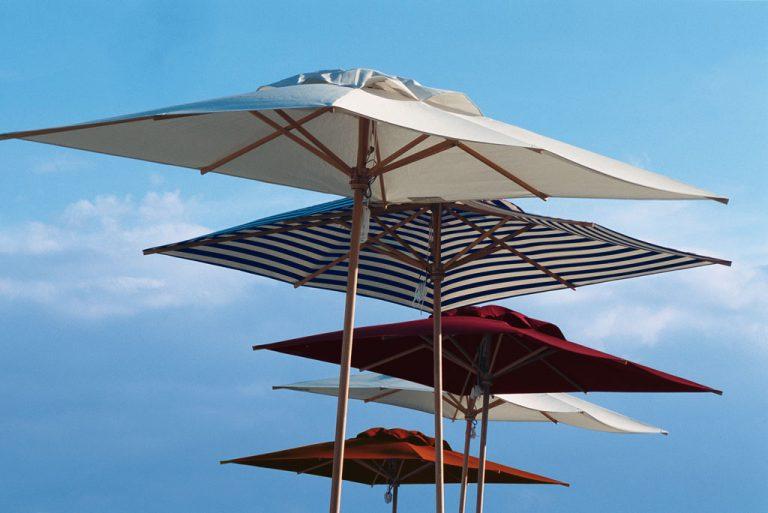 Klassiker Sonnenschirm