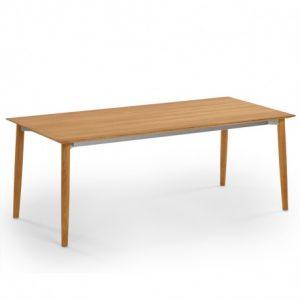 Slope Tisch rechteckig Teak